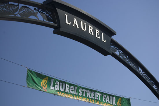 laurel-gate