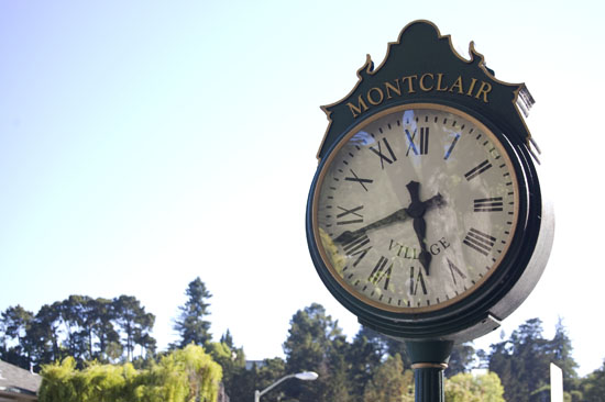 montclair-clock