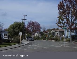 dimond laurel district oakland - laguna avenue and carmel homes