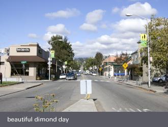 dimond laurel district oakland - fruitvale avenue