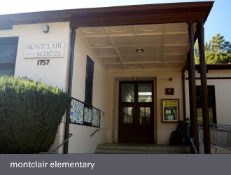 montclair elementary school oakland