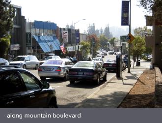 montclair village oakland - mountain boulevard shops